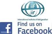 International Institute of Refrigeration start eigen<BR>Facebook-pagina