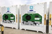 Maersk start test met CO₂-koelcontainers